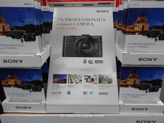 Sony Cybershot RX100M2 Costco 1