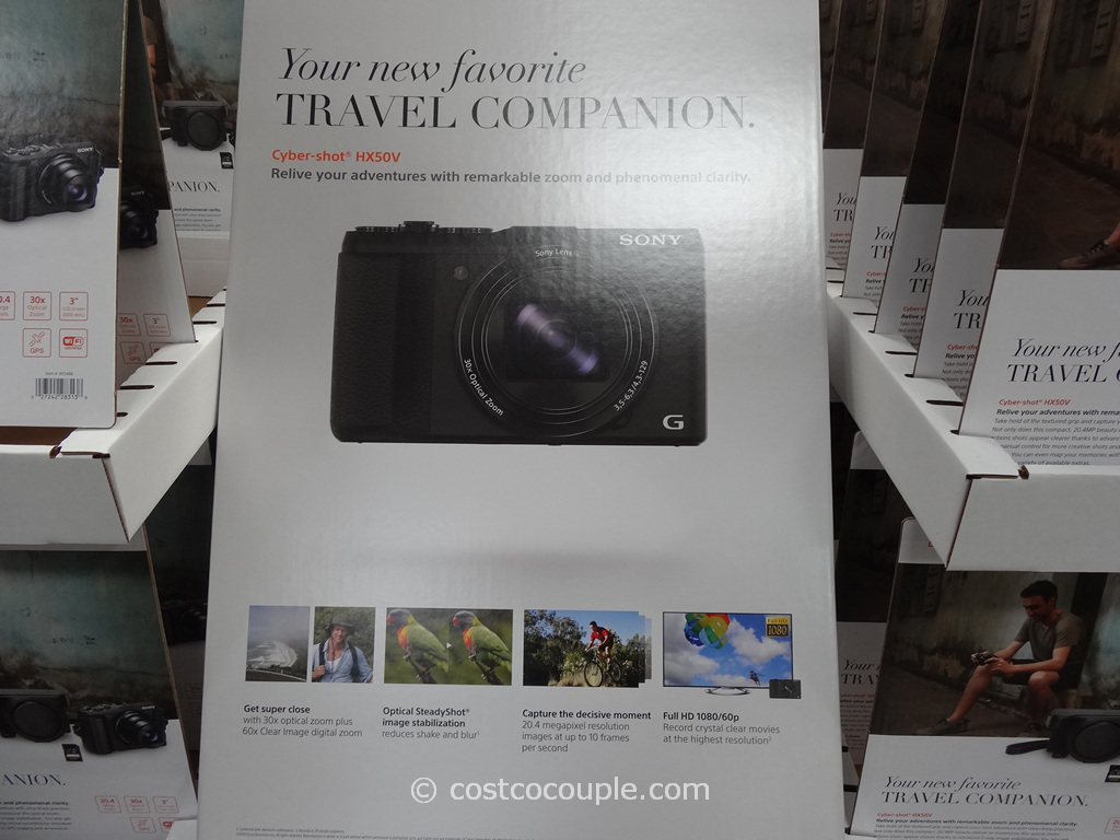 Sony DSC-HX50V Costco 1