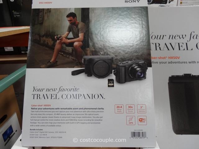 Sony DSC-HX50V Costco 2