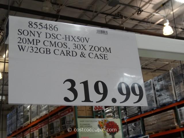 Sony DSC-HX50V Costco 5