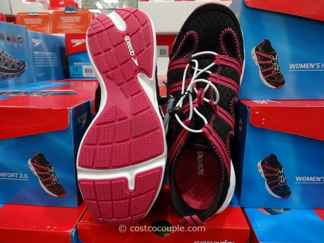 Speedo Ladies Hydro Comfort Watershoe Costco 4