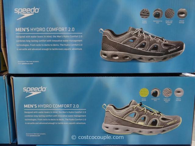 Speedo Mens Hydro Comfort Watershoe Costco 1