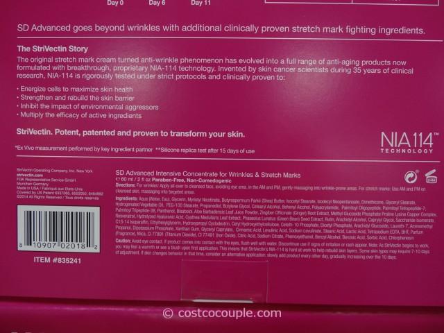 Strivectin SD Advanced Intensive Concentrate Costco 5