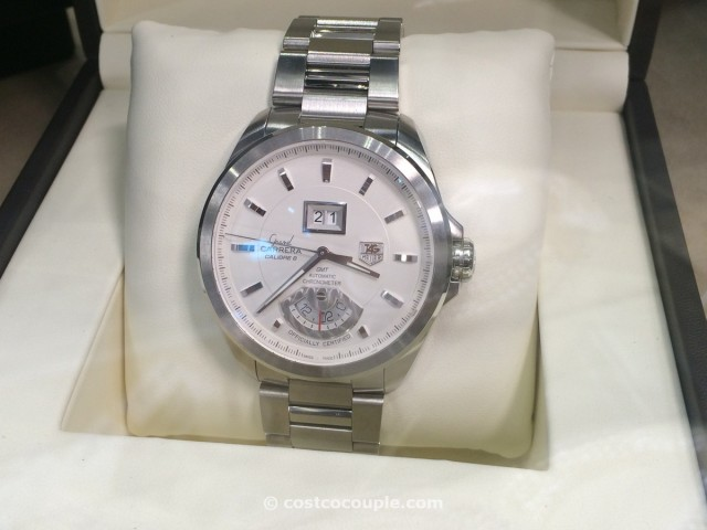 TAG Heuer Mens Automatic GMT Costco 2
