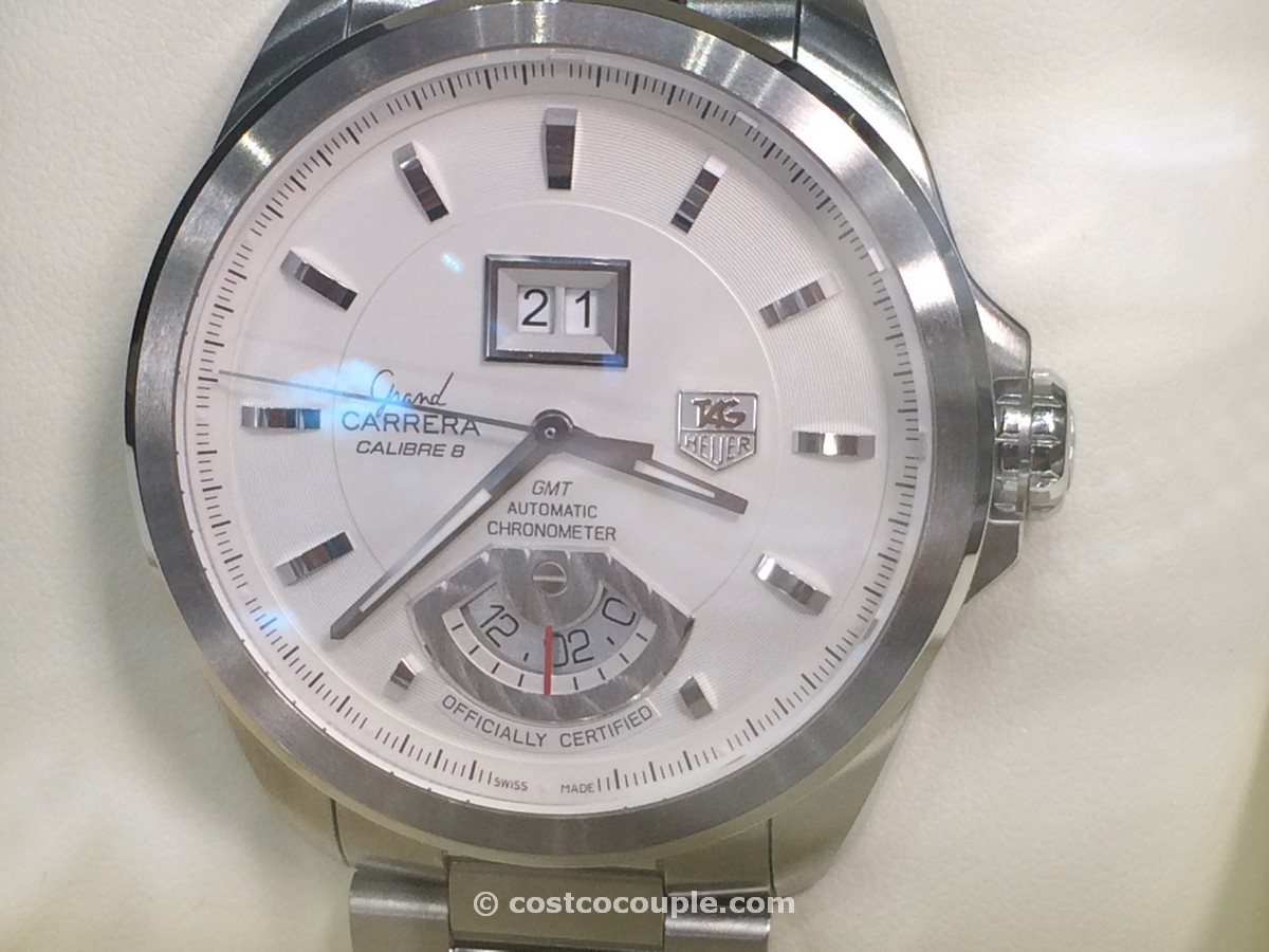 TAG Heuer Mens Automatic GMT Costco 3