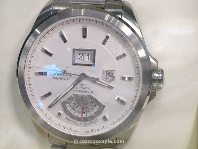 TAG Heuer Mens Automatic GMT Costco 4