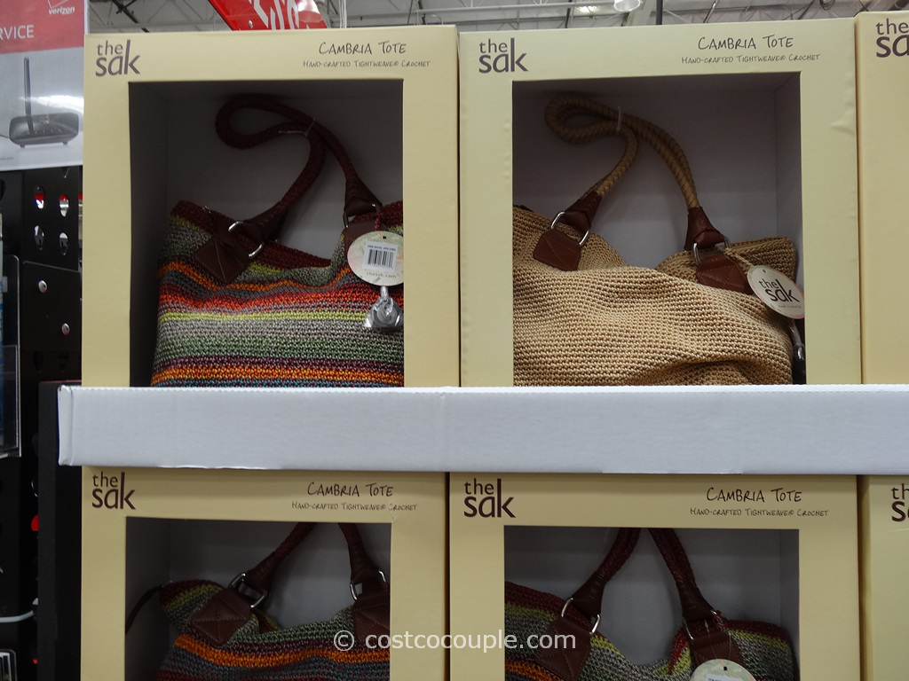 The Sak Cambria Tote Costco 1