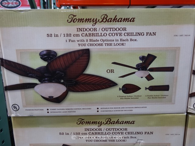 Tommy Bahama Cabrillo Cove Ceiling Fan Costco 3