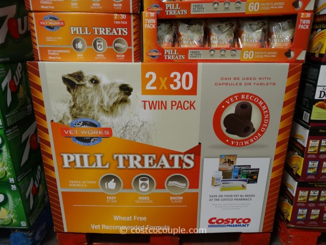 Vet Works Pill Treats Costco 1