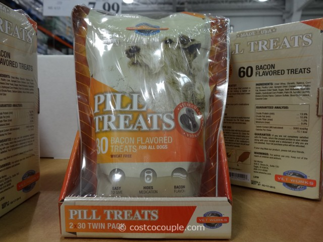 Vet Works Pill Treats Costco 2
