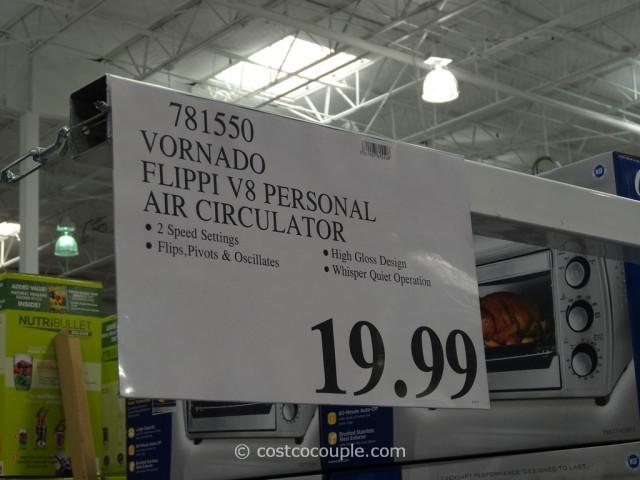 Vornado Flippi V8 Personal Air Circulator