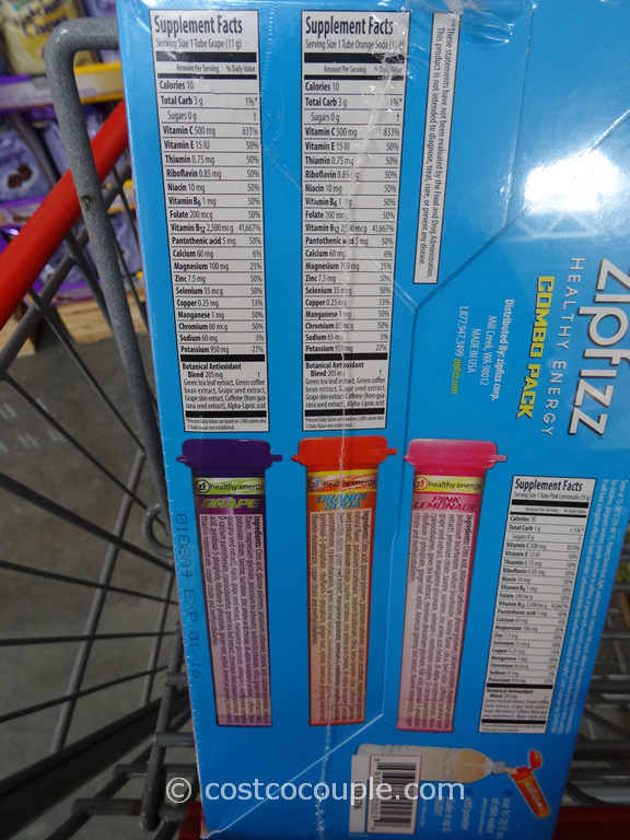 ZipFizz Combo Pack