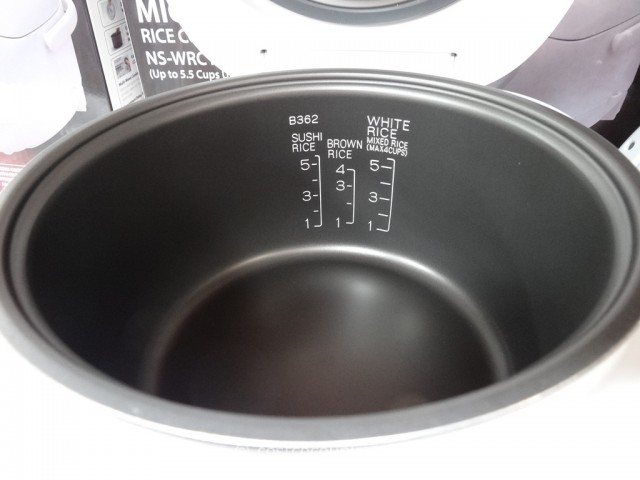 Zojirushi Rice Cooker NS-WRC10 Costco 6