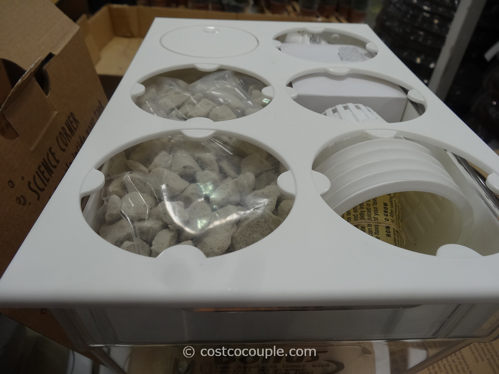 back to the roots aqua farm fish tank. Black Bedroom Furniture Sets. Home Design Ideas