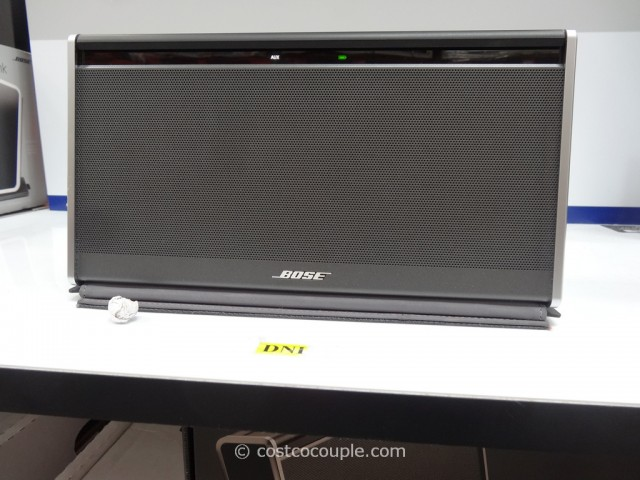 Bose Soundlink Mobile II Speaker Costco 5