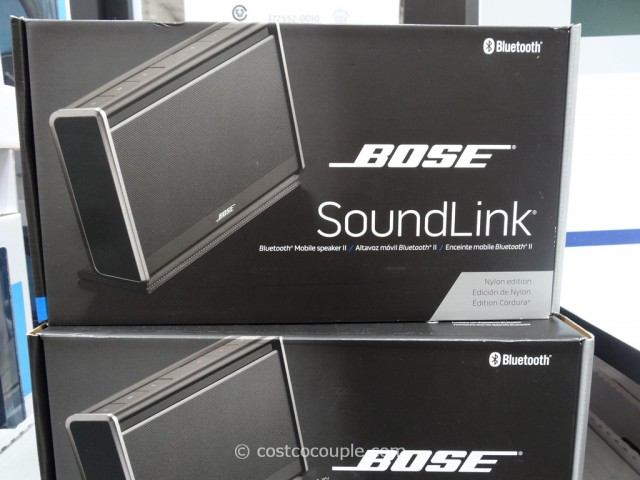 Bose Soundlink Mobile II Speaker Costco 7