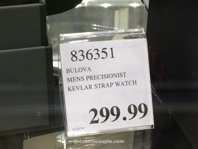 Bulova Mens Precisionist Kevlar Strap Costco 2