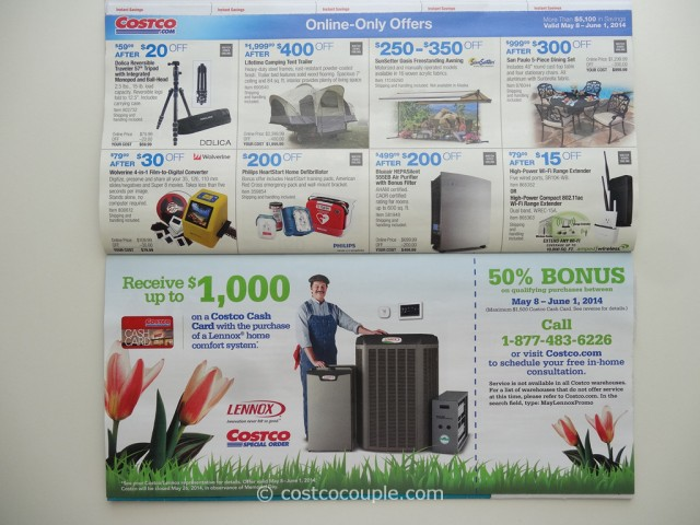 Costco May 2014 Coupon Book 10