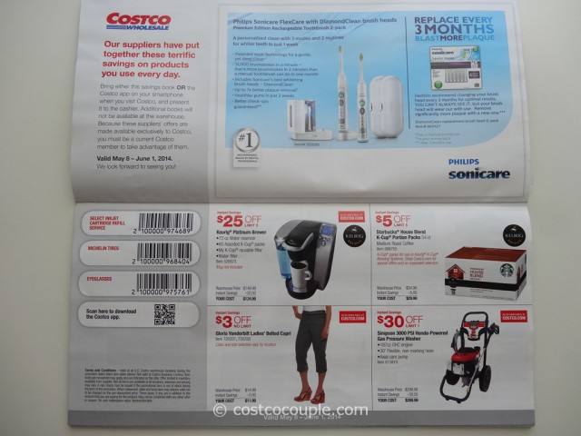 Costco May 2014 Coupon Book 2