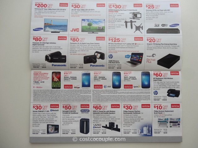 Costco May 2014 Coupon Book 3