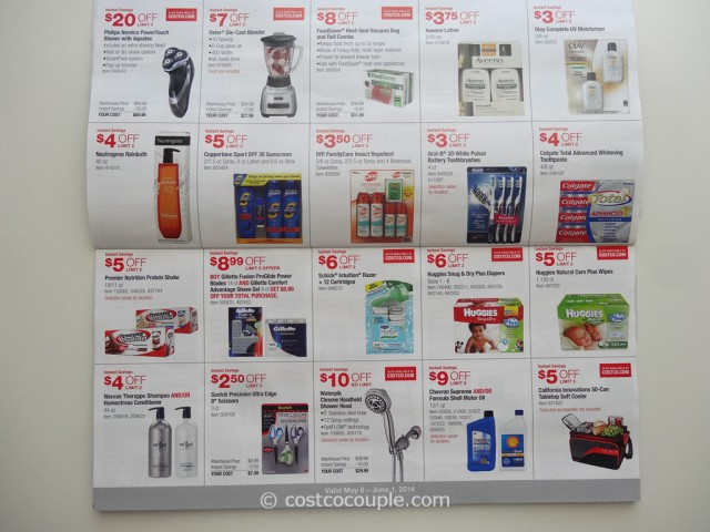 Costco May 2014 Coupon Book 4