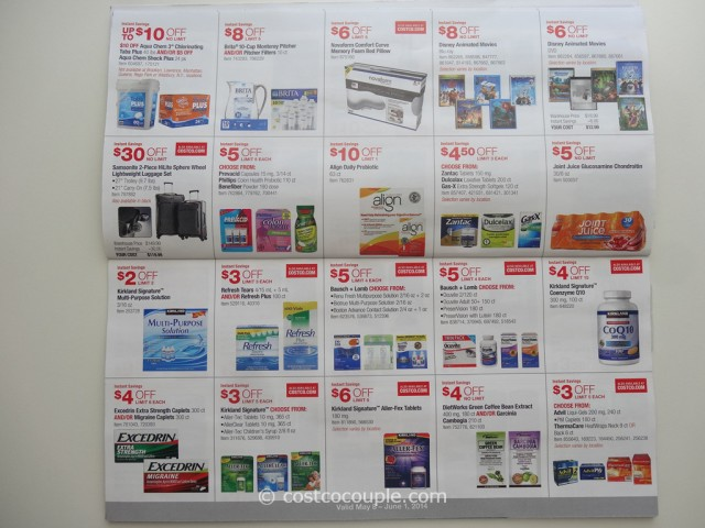 Costco May 2014 Coupon Book 5