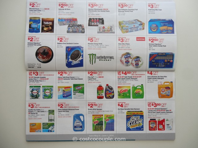 Costco May 2014 Coupon Book 7