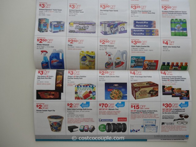 Costco May 2014 Coupon Book 8