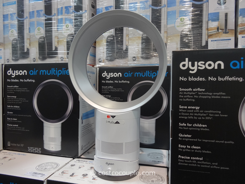 Dyson Air Multiplier Fan Costco 1