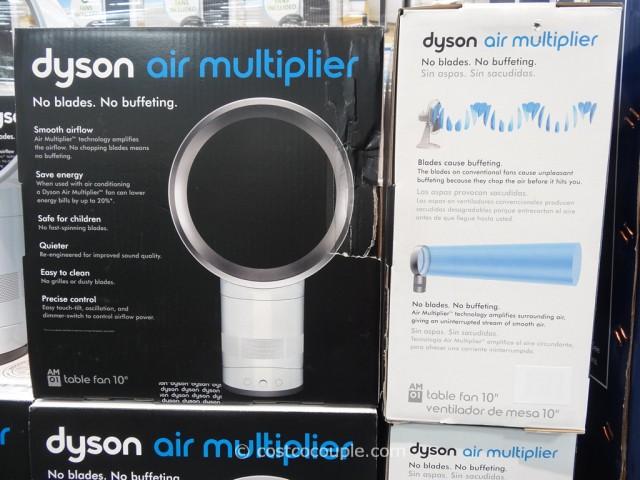 Dyson Air Multiplier Fan Costco 2