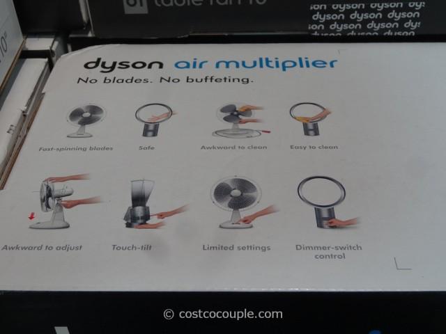 Dyson Air Multiplier Fan Costco 3