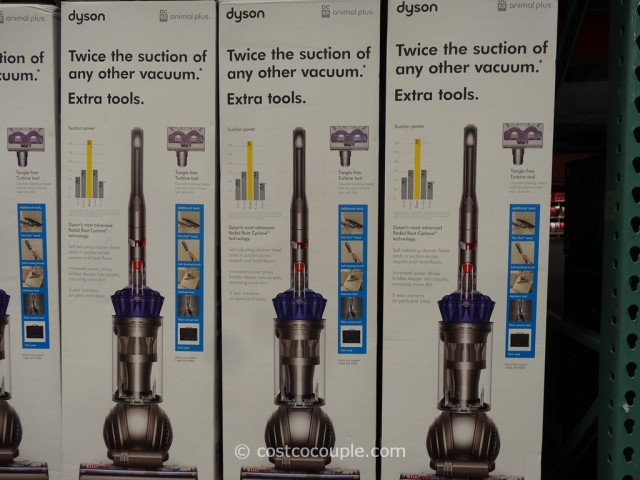 Dyson DC65 Animal Plus Upright Vacuum Costco 2