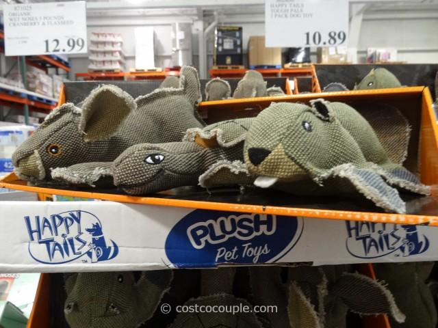 Happy Tails Tough Pals Pet Toys Costco 1