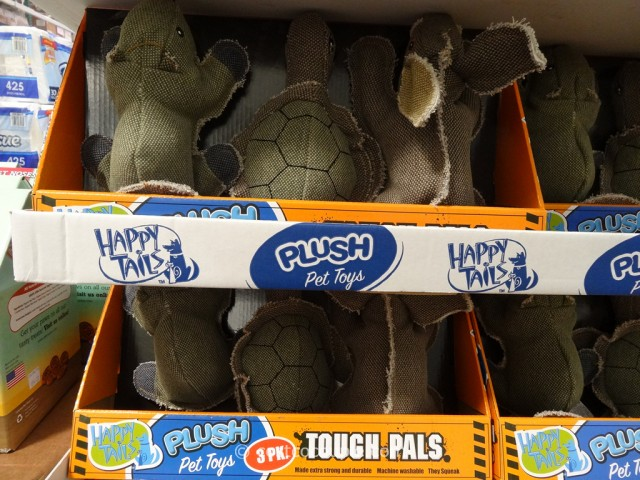 Happy Tails Dog Toys Costco