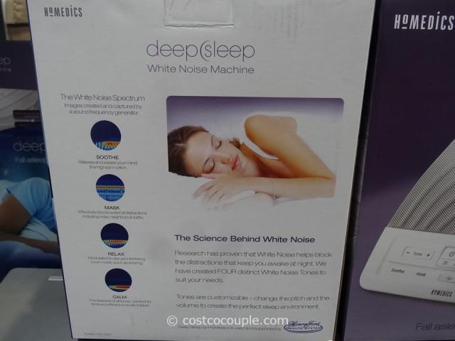 Homedics Deep Sleep Sound Machine Costco 5