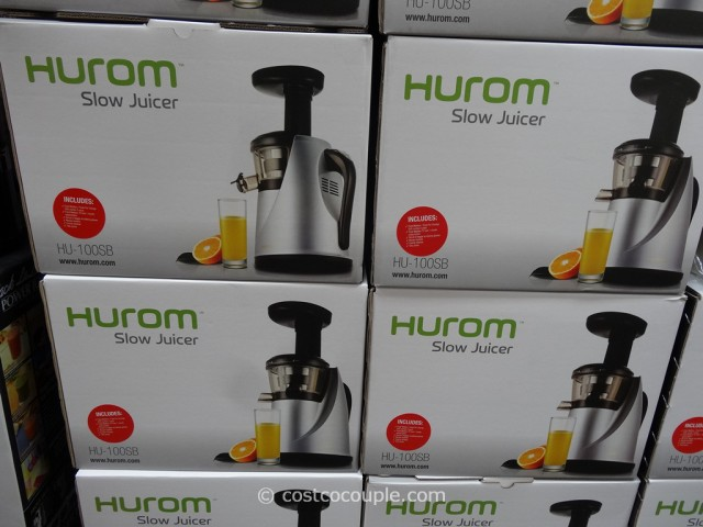 Hurom Slow Juicer Costco 6