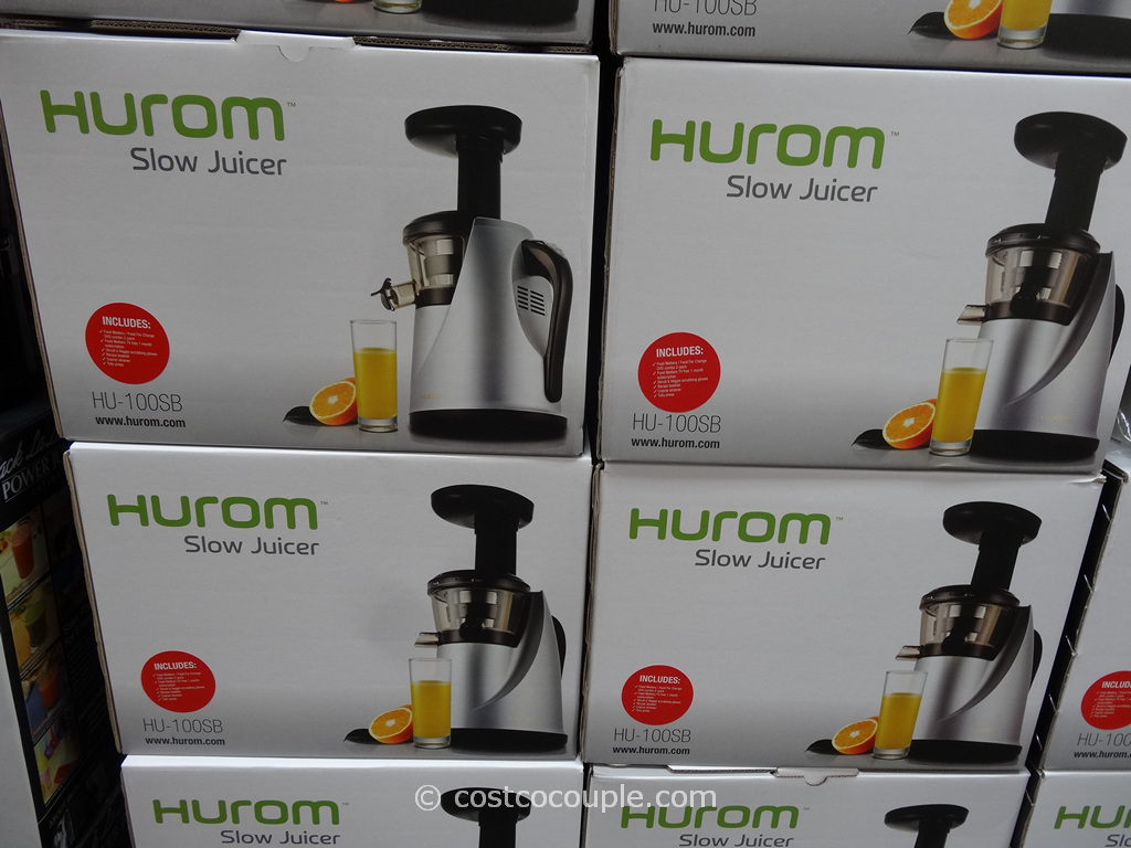Hurom Slow Juicer Noise : Hurom Slow Juicer