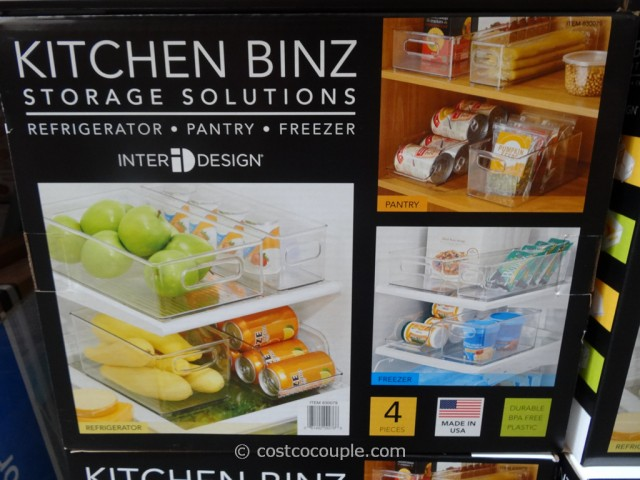 Interdesign Kitchen Binz Costco 1