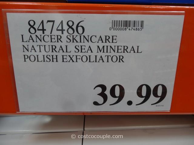 Lancer Skincare Natural Sea Minerals Polish Costco 1