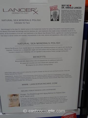 Lancer Skincare Natural Sea Minerals Polish Costco 3