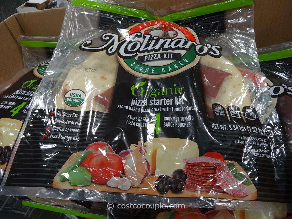 Molinaros Organic Pizza Kit Costco 3