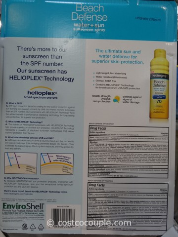Neutrogena Beach Defense Sunscreen Costco 4
