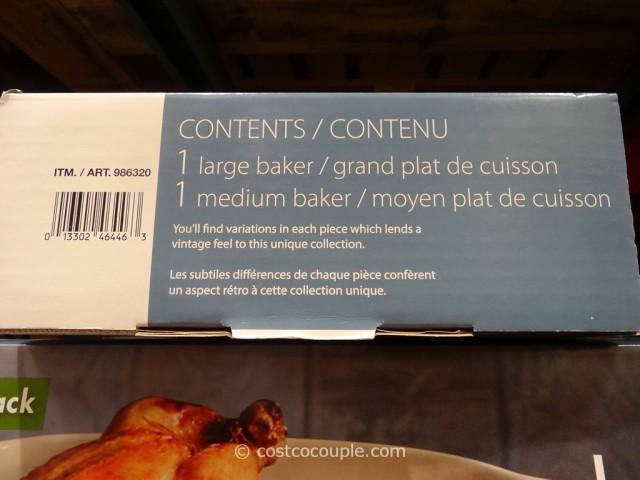 Over & Back Lisbon Bakeware Set Costco 4