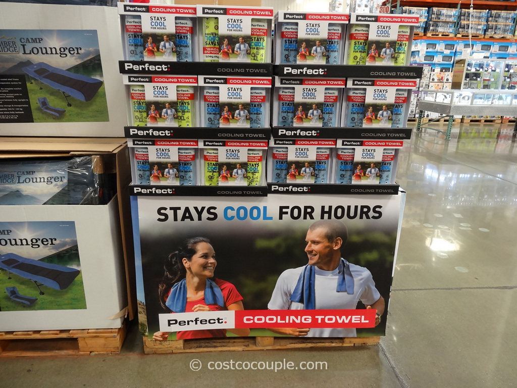 Perfect Cooling Towel Costco 1