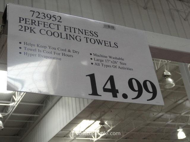 Perfect Cooling Towel Costco 4