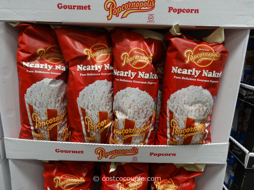 Popcornopolis Nearly Naked Popcorn Costco 1