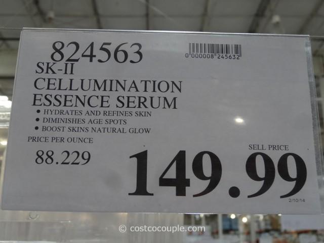 SK-II Cellumination Essence Serum Costco 2