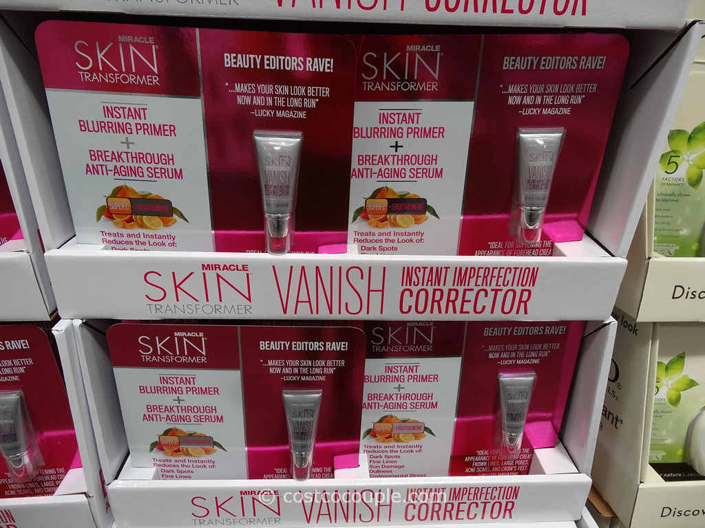 Sarah Mcnamara Vanish Instant Imperfection Corrector Costco 2