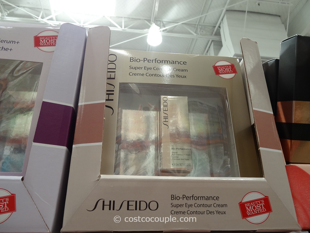 Shiseido Bio-Performance Super Eye Contour Cream Costco 2