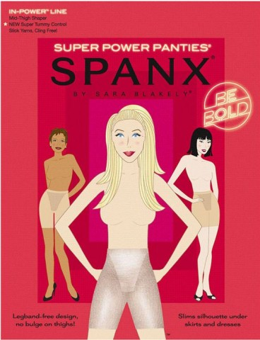 Spanx In-Power Line Super Power Panties Costco 1